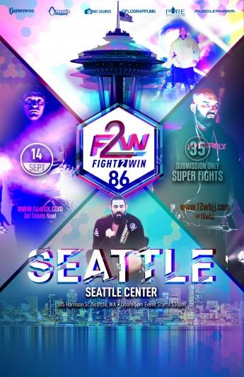 F2W 86 - Seattle, WA - 09/14