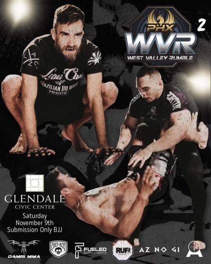 West Valley Rumble 2 - Glendale, AZ – 11/09