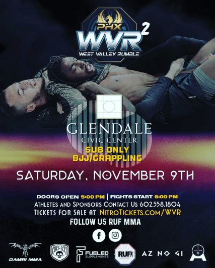 West Valley Rumble 2 - Glendale, AZ – 11/09