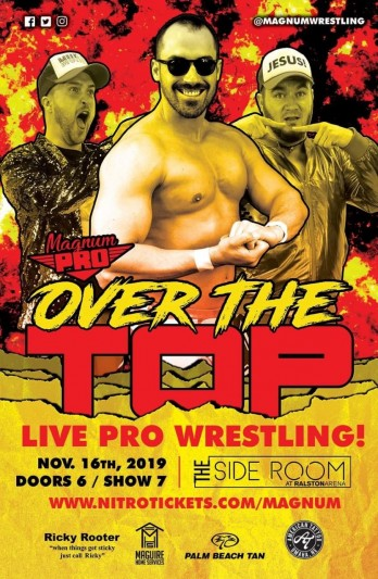 Magnum: Over the Top - 11/16