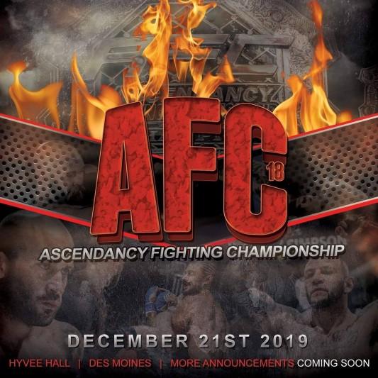 AFC 20: Des Moines – 12/21