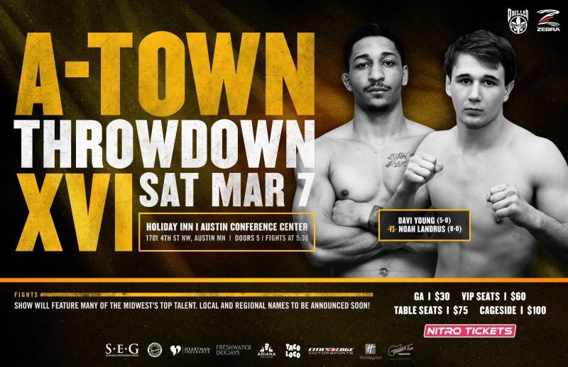 A-Town Throwdown XVI