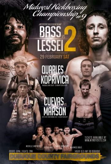 Midwest Kickboxing Championship #9