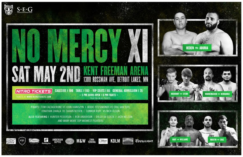 No Mercy XI