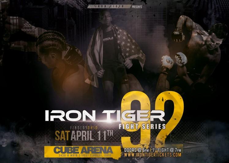 Iron Tiger Fight Series 92