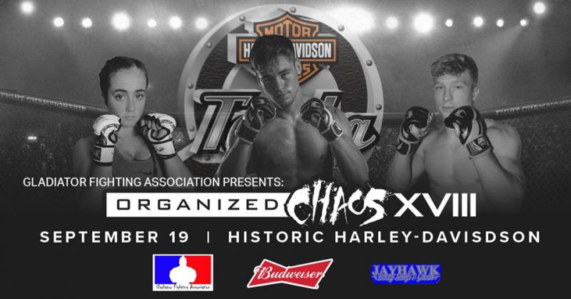 Organized Chaos XVIII – 09/19