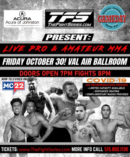 The Fight Series - 10/30