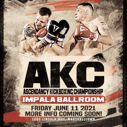 Ascendancy Kickboxing Championship - 06/11