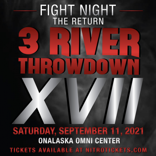 3 River Throwdown XVII - 09/11