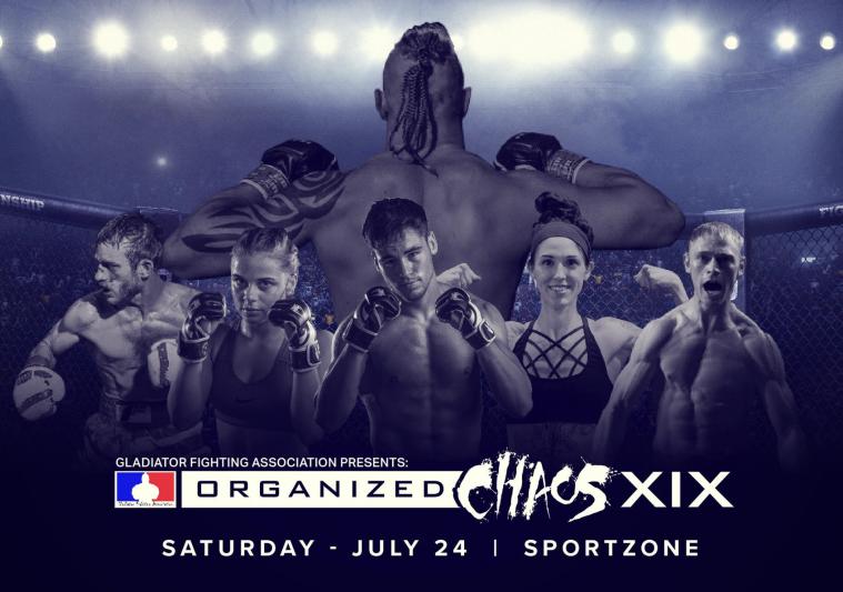 Organized Chaos XIX - 07/24
