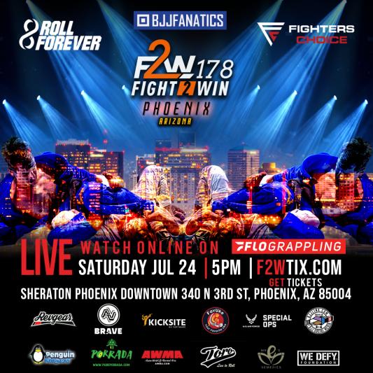 Fight To Win 178 - Phoenix 07/24