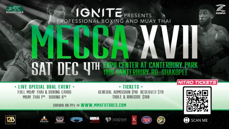 MECCA XVII – 12/04