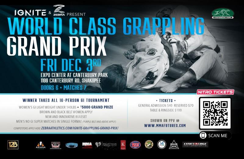 Ignite Grappling Grand Prix - 12/03