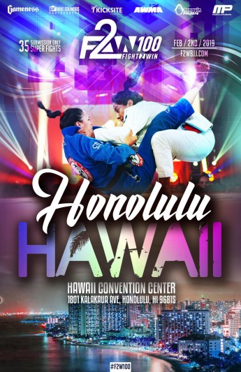 FIGHT 2 WIN 100: Hawaii - 02/02