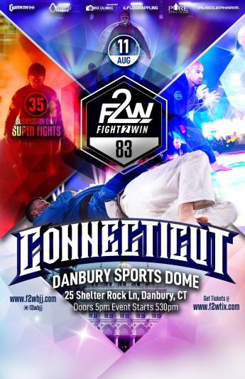 Fight 2 Win 83 - Danbury, CT - 08/11