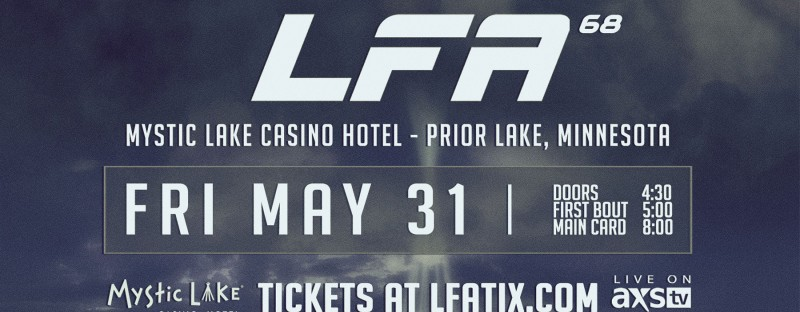 LFA 68: Prior Lake, MN - 05/31