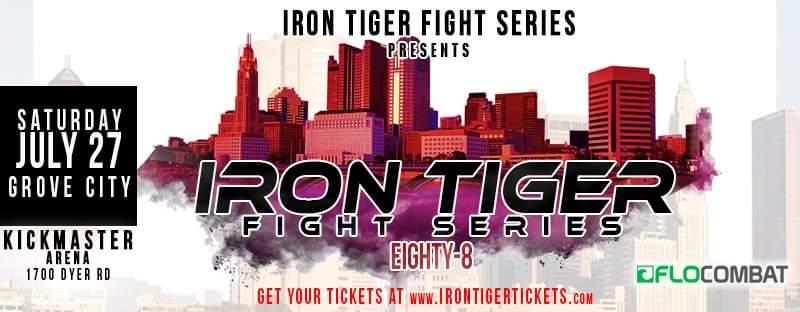 Iron Tiger Fight Series 88