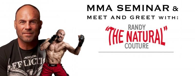 Randy Couture: MMA Seminar