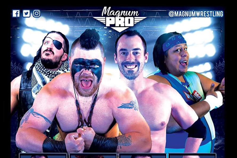 Magnum Pro: Over The Top - Omaha, NE - 09/22