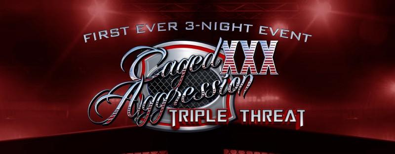 Caged Aggression XXX - Night 3  3/27/21