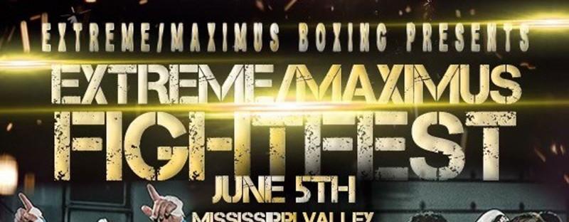 Extreme/Maximus FightFest: Davenport – 06/05