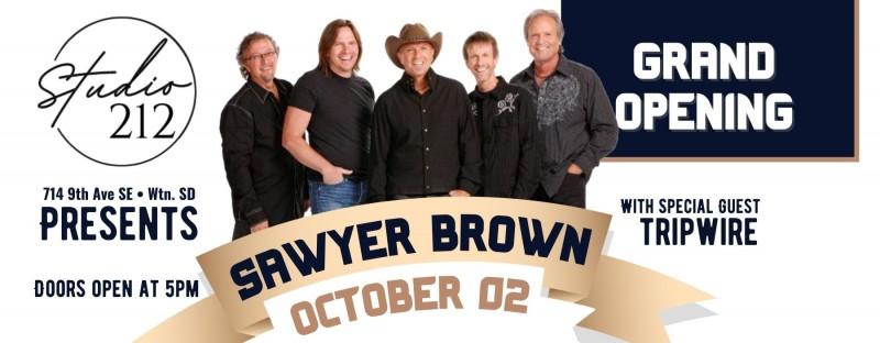 Sawyer Brown - 10/02