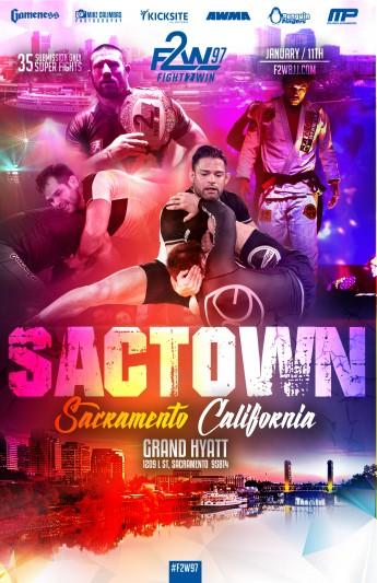 Fight 2 Win 97: Sacramento - 01/11