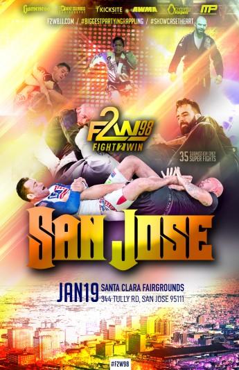 Fight 2 Win 98: San Jose - 01/19
