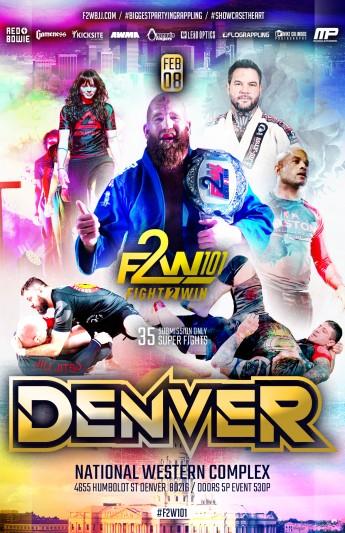 FIGHT 2 WIN 101: Denver - 02/08