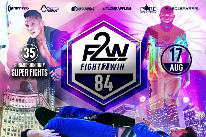 Fight 2 Win 84 - Villa Park, IL - 08/17