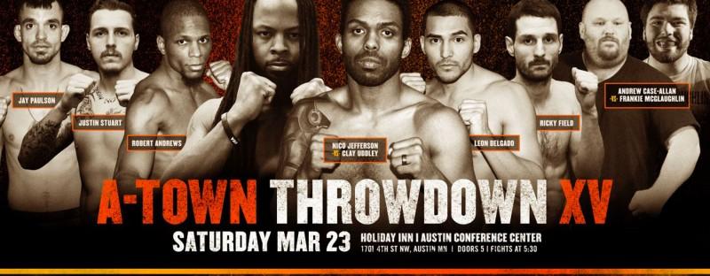 A-Town Throwdown XV – 03/23