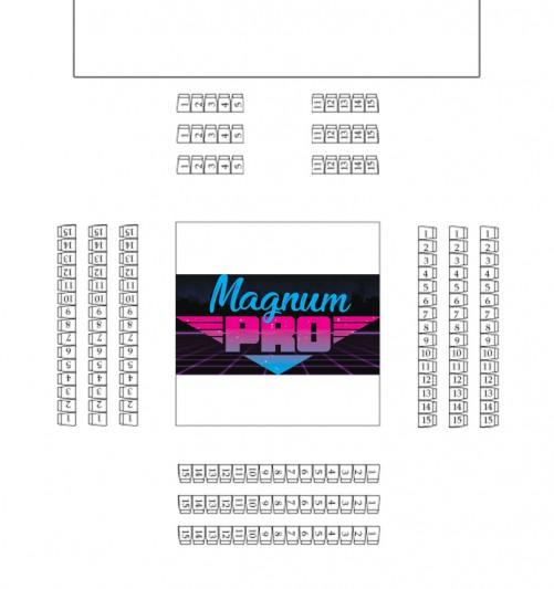 Magnum Pro: Jaysin Strife Bday Bash - Omaha, NE - 08/11